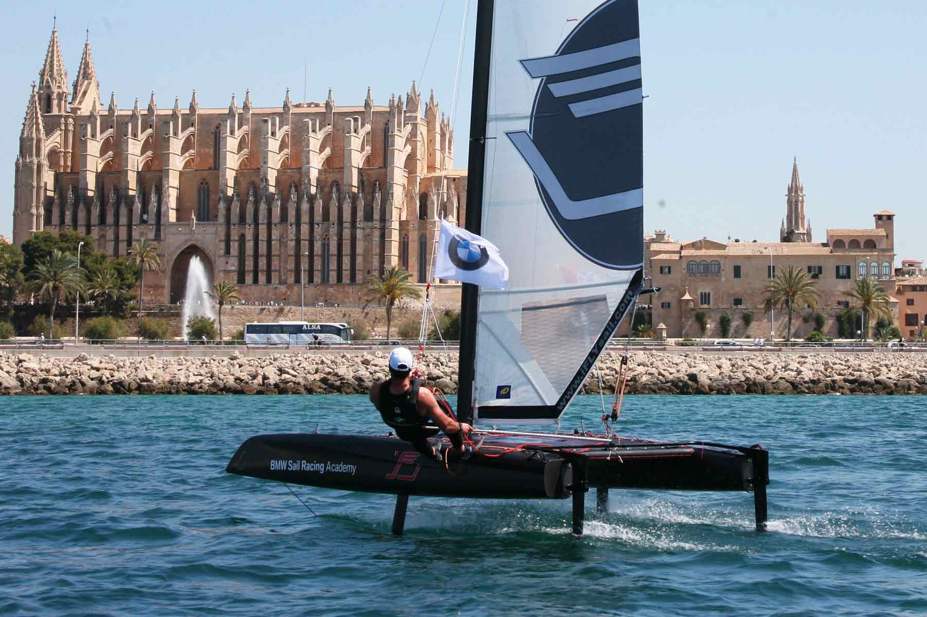 iFLY15 BMW sailracing Akademie