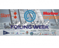 ifly15 bei der Foiling week - foiling boats