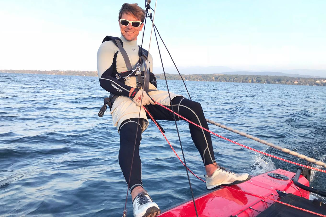 happy clients | Foiling catamaran sailing with iFLY15