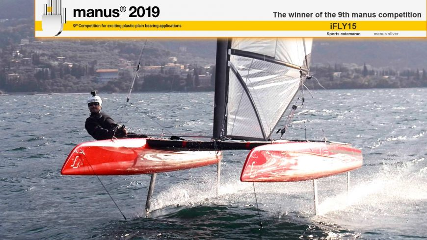 Innovation Award | Silver manus® 2019 – Sports catamaran