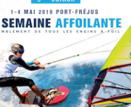 ifly15 foiling catamaran at foiling week france