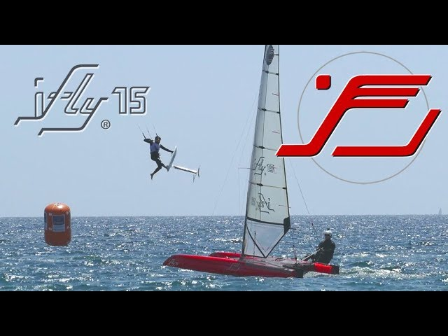 Best of iFLY15 @ 2019 Foiling Show France | UCPA Hyères – Hydrofoil Sailing