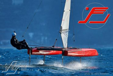 The Miami Yacht Club is honored to host the USA debut of the accessible high performance iFLY15 foiling catamaran