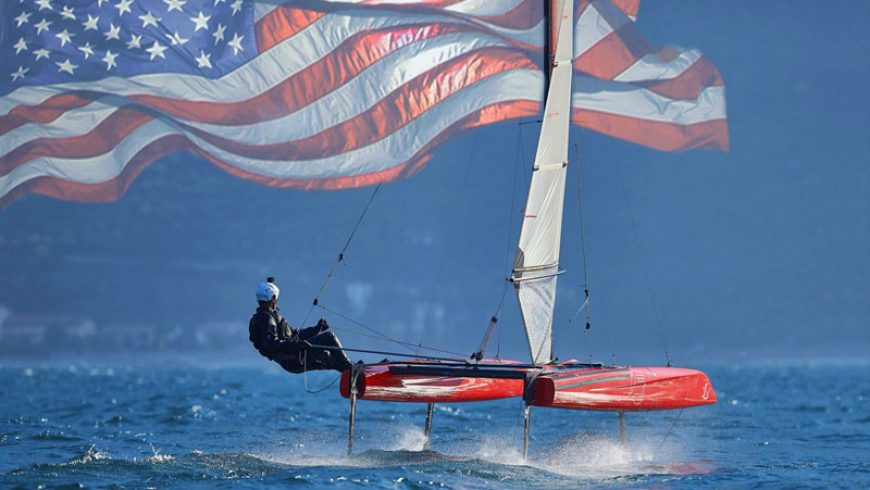 iFLY15 USA premiere: demo and test sailing at Miami Yacht Club, January 13th – February 5th