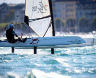 sail racing - performance foiling