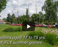 iFLY15 Weltmeisterschaft foiling