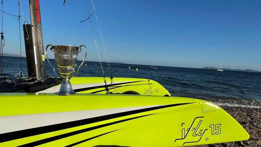Auftakt zum internationalen iFLY Fleet Race – Formula Foil