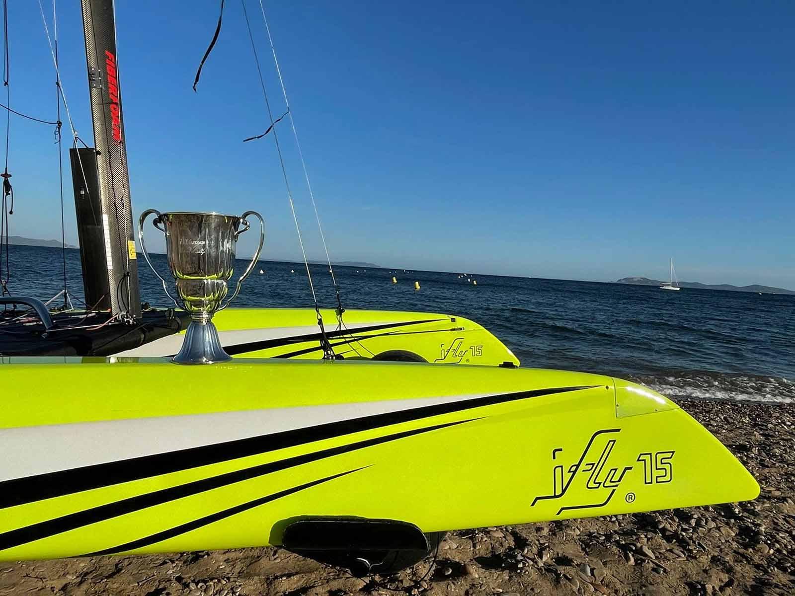 INTERNATIONAL IFLY foiling FLEET RACE 2021